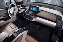 BMW: I3 Interior