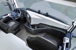 Ford:  F Max truck Interior
