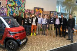 Team Project – Exhibition Germany
